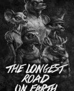 Capa de The Longest Road on Earth
