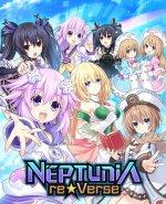 Capa de Neptunia reVerse