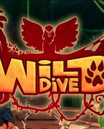 Capa de Wild Dive