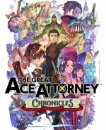 Capa de The Great Ace Attorney Chronicles