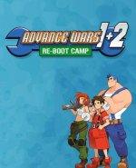 Capa de Advance Wars 1+2: Re-Boot Camp
