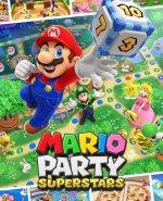 Capa de Mario Party Superstars