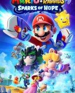 Capa de Mario + Rabbids: Sparks of Hope