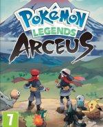 Capa de Pokémon Legends: Arceus