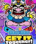 Capa de WarioWare: Get It Together!