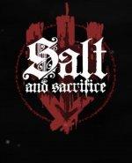 Capa de Salt and Sacrifice