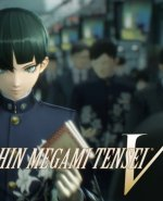 Capa de Shin Megami Tensei V