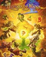 Capa de Legend of Mana