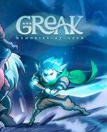 Capa de Greak: Memories of Azur