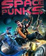 Capa de Space Punks