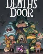 Capa de Death's Door