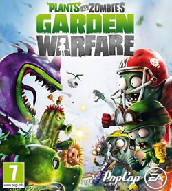 Capa de Plants vs. Zombies: Garden Warfare