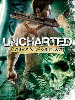 Capa de Uncharted: Drake's Fortune