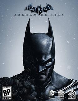 Capa de Batman: Arkham Origins