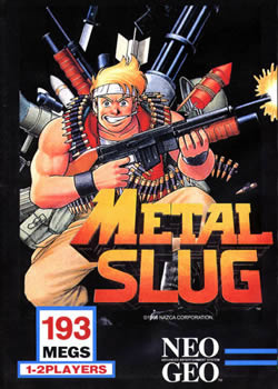 Capa de Super Vehicle-001: Metal Slug