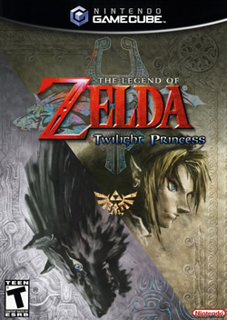 Capa de The Legend of Zelda: Twilight Princess