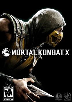 Capa de Mortal Kombat X