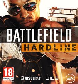 Capa de Battlefield Hardline