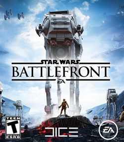 Capa de Star Wars Battlefront