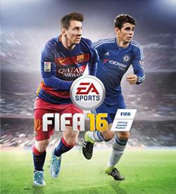 Capa de FIFA 16