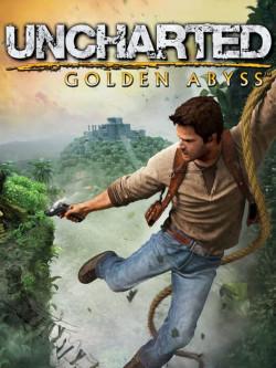Capa de Uncharted: Golden Abyss