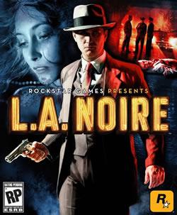 Capa de L.A. Noire