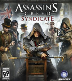 Capa de Assassin's Creed: Syndicate