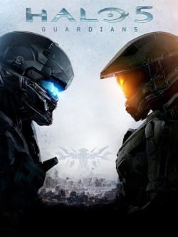 Capa de Halo 5: Guardians