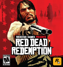 Capa de Red Dead Redemption
