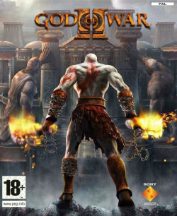 Capa de God of War II