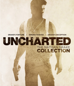 Capa de Uncharted: The Nathan Drake Collection