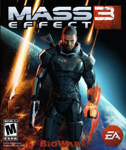 Capa de Mass Effect 3
