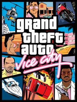 Capa de Grand Theft Auto: Vice City