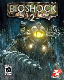 Capa de BioShock 2