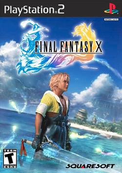 Capa de Final Fantasy X