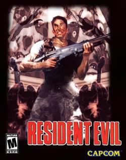 Capa de Resident Evil