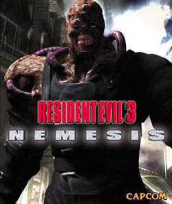 Capa de Resident Evil 3: Nemesis