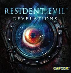 Capa de Resident Evil: Revelations