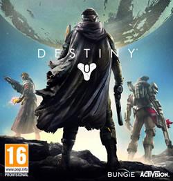 Capa de Destiny