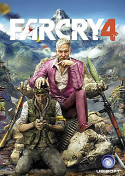 Capa de Far Cry 4
