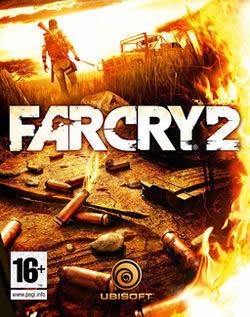 Capa de Far Cry 2
