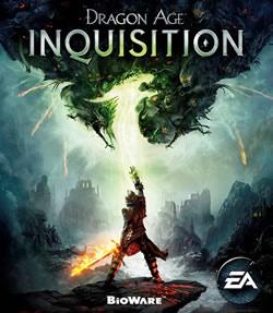 Capa de Dragon Age: Inquisition