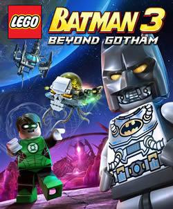 Capa de LEGO Batman 3: Beyond Gotham