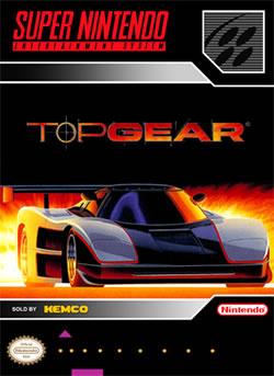 Capa de Top Gear