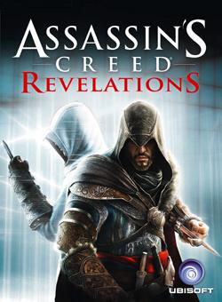 Capa de Assassin's Creed: Revelations