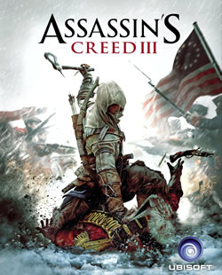 Capa de Assassin's Creed III