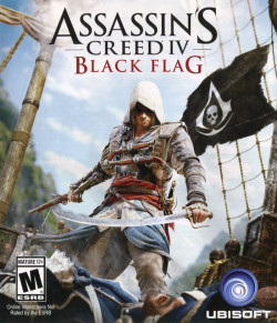 Capa de Assassin's Creed IV: Black Flag