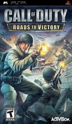 Capa de Call of Duty: Roads to Victory
