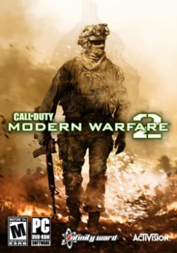 Capa de Call of Duty: Modern Warfare 2