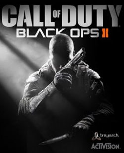 Capa de Call of Duty: Black Ops II